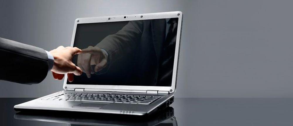 ноутбук включается, но нет изображения